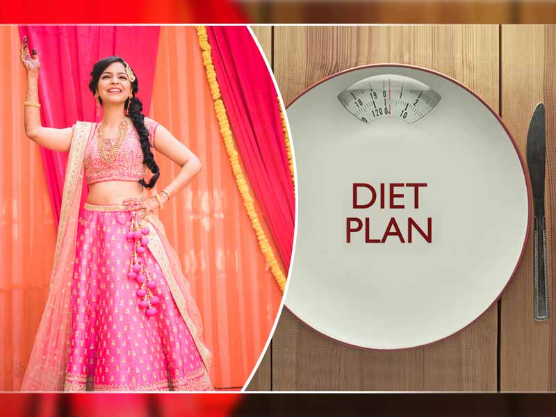 Best Diet And Fitness Plan For Bride-To-Be In This Wedding Season
