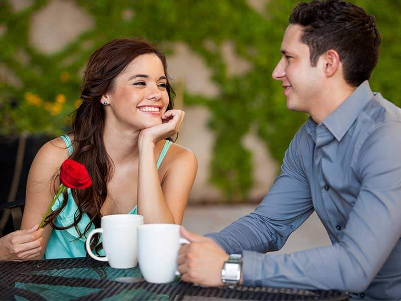things you should share on a first date