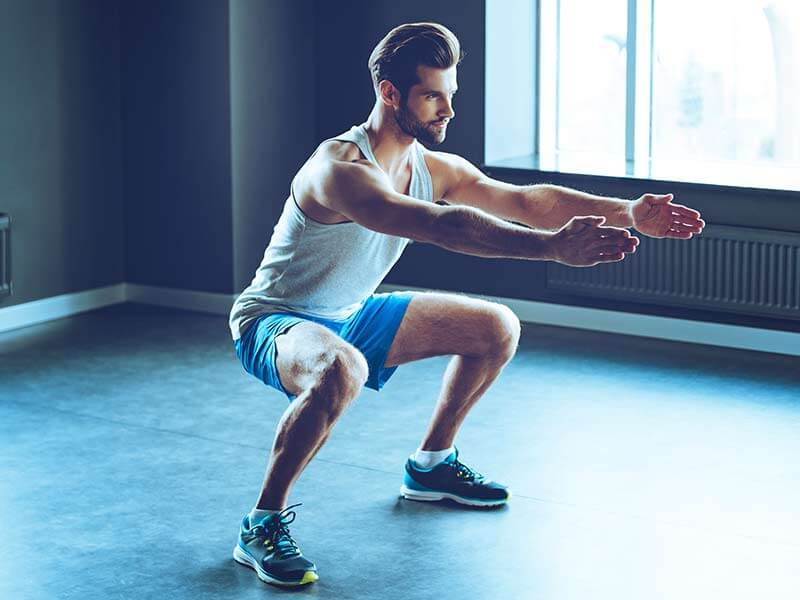 exercise strengthen glute muscles without weight