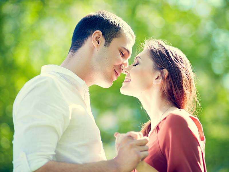 What Are The Health Benefits Of Kissing