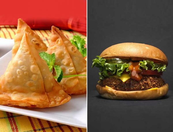 Samosa is better and healthier than burger: CSE