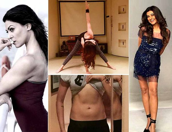 which workouts sushmita sen practice to keep herself fit