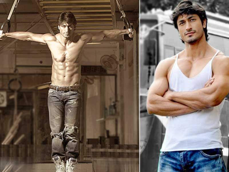 Which Male Bollywood celebrities have the best body in the industry