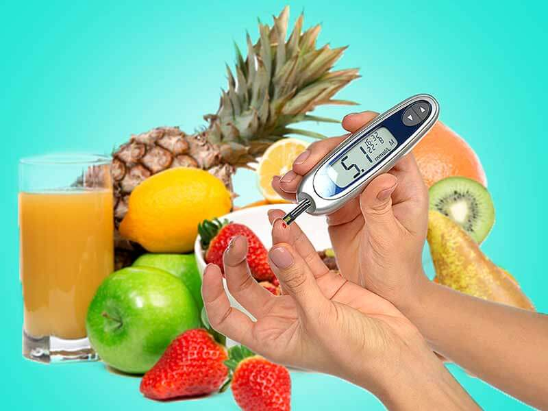 What are the best fruits for a diabetic patient