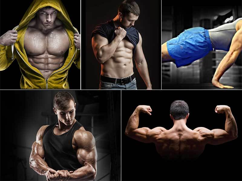 Important tips to strengthen your arms, chest, abs, shoulders
