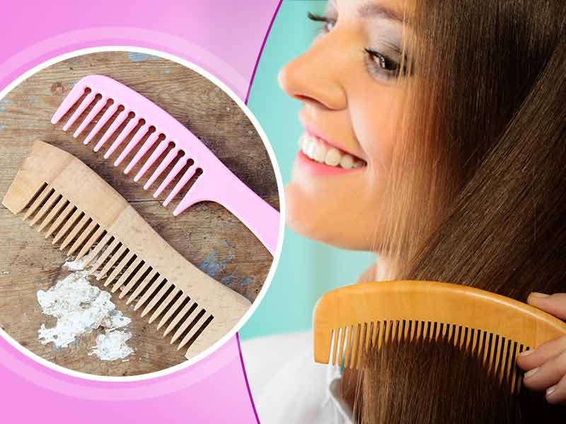 Why You Should Change Your Plastic Comb With The Wooden One