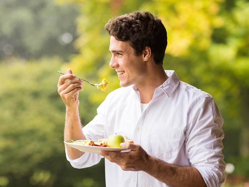 Some of the best eating habits that help you to live longer and stronger