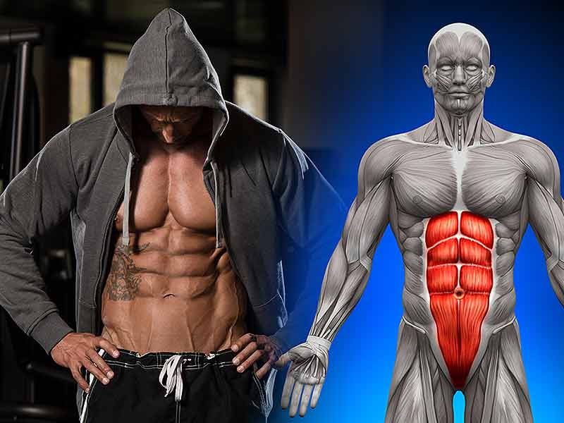 how to get six pack abs without pain