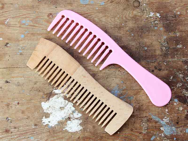 Surprising Benefits Of Using Wooden Comb For Your Hair And Scalp