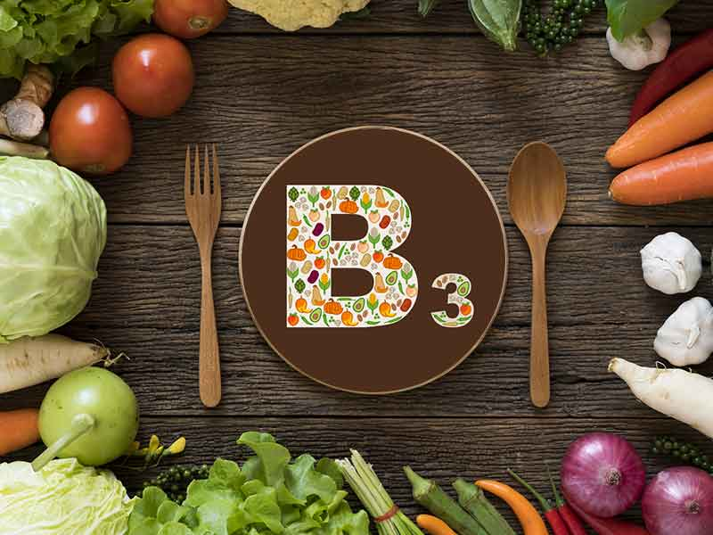 vitamin b 3 consumption beneficial body