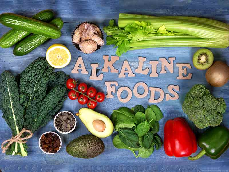 What Are The Alkaline Foods You Should Add In Your Diet