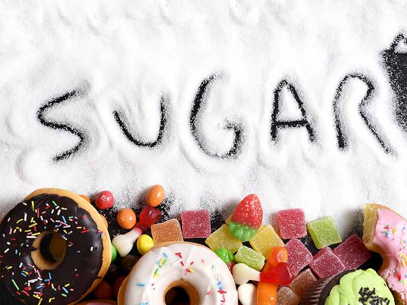 What are the signs that you are eating too much sugar