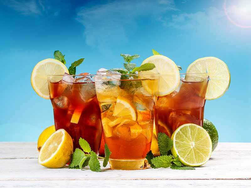 What Are The Amazing Health Benefits Of Ice Tea