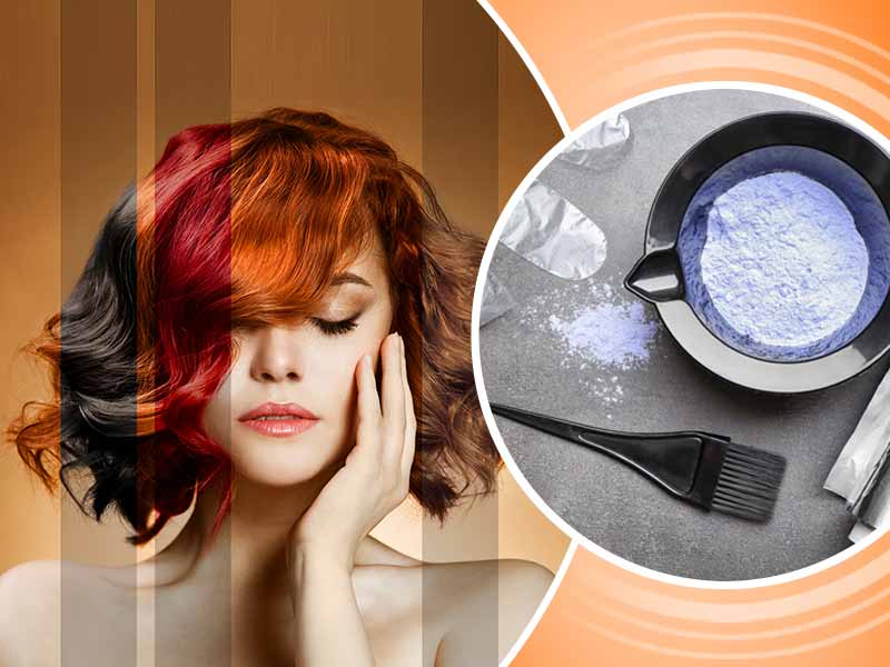 What Are The Side Effects Of Dyeing Your Hair Lifealth