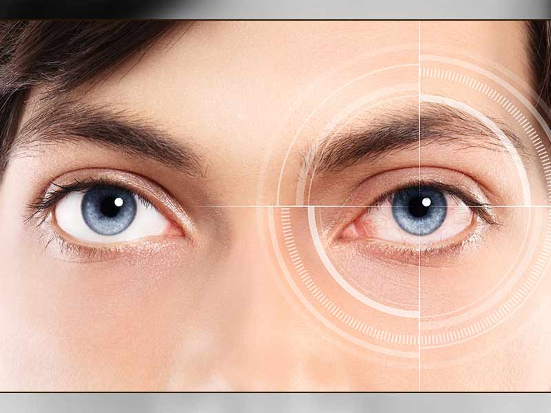 what are the common myths about eyes