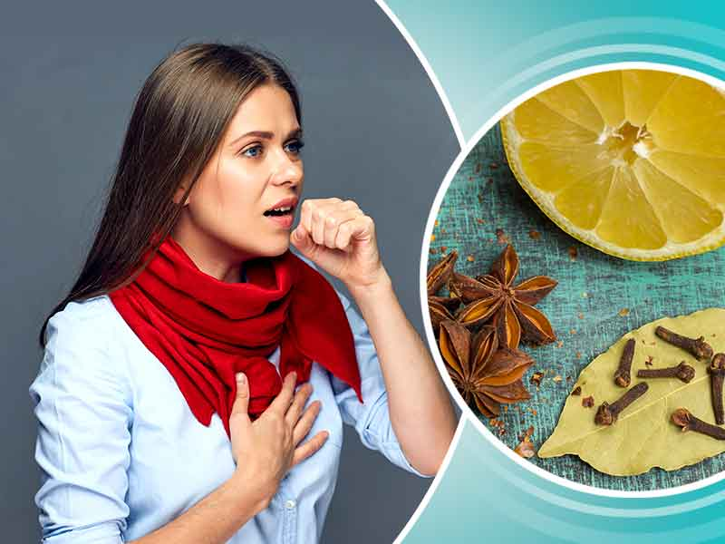 What are the effective home remedies to get rid of dry cough