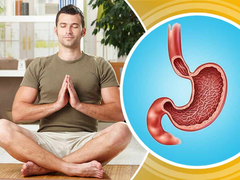 why practicing yoga on an empty stomach beneficial for health