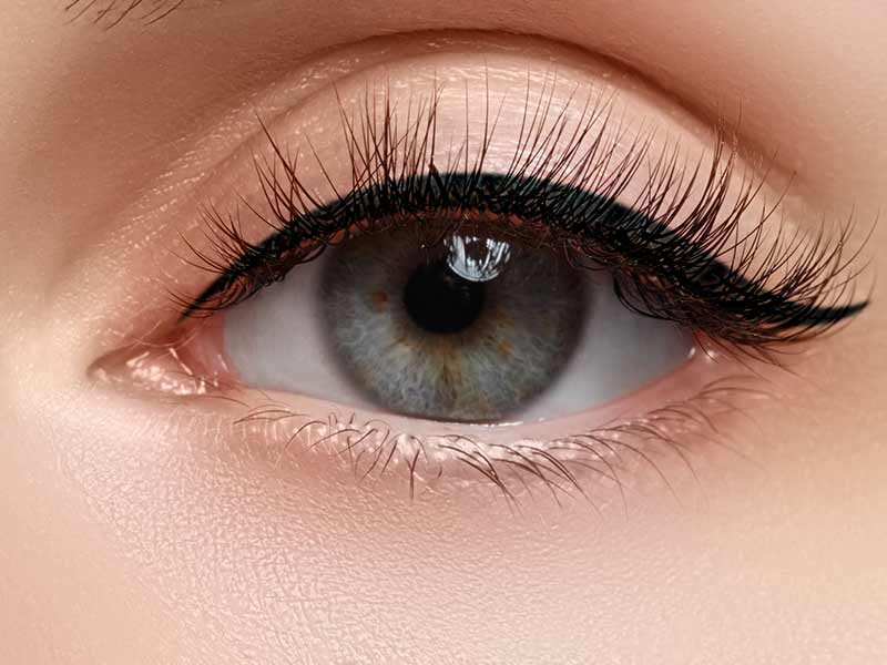 Eye Make Up Tips How To Use Eye Makeup To Make Your Eyes Look