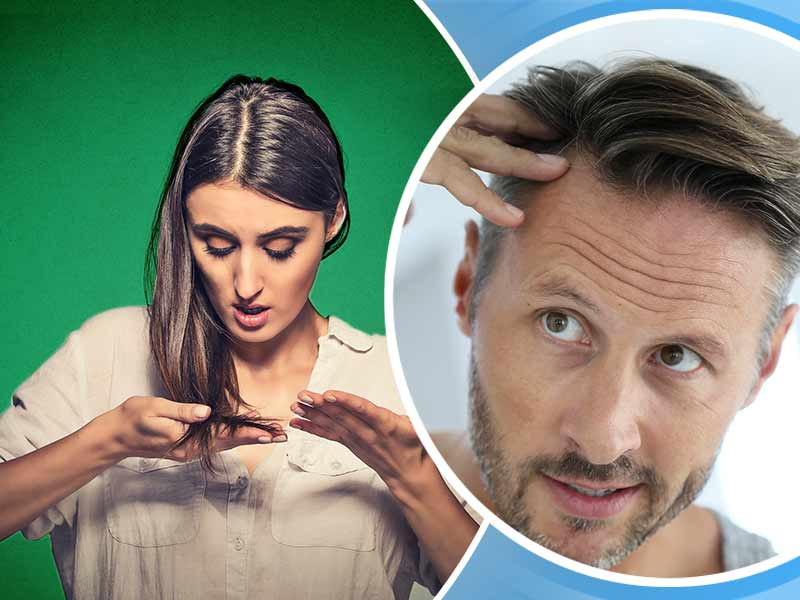 bad habits that make your hair thinner
