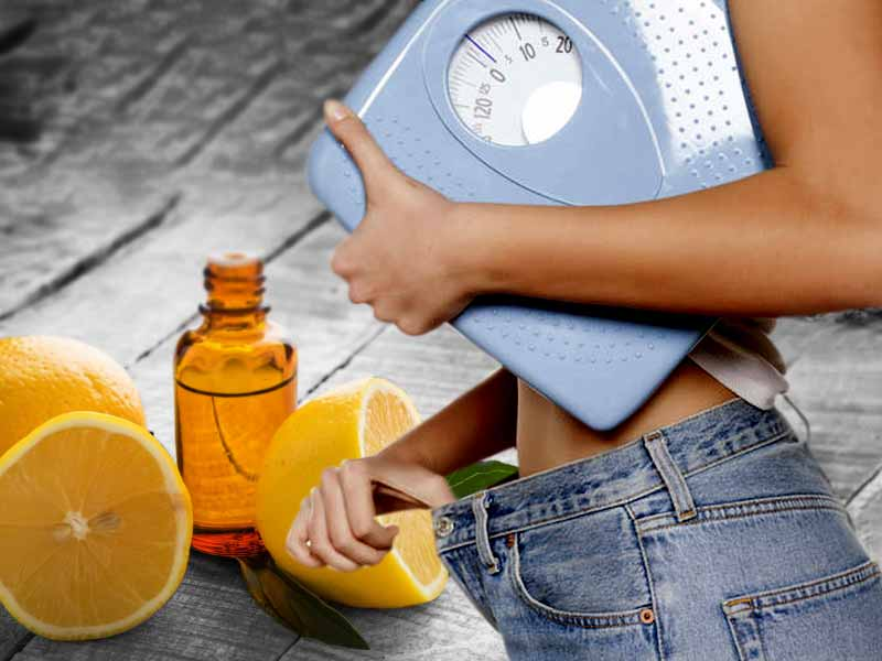 Which essential oils are wonderful for the weight loss