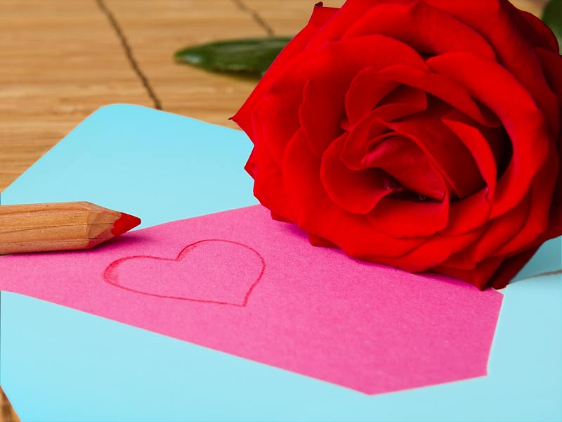 How to show your love to your crush on Rose day