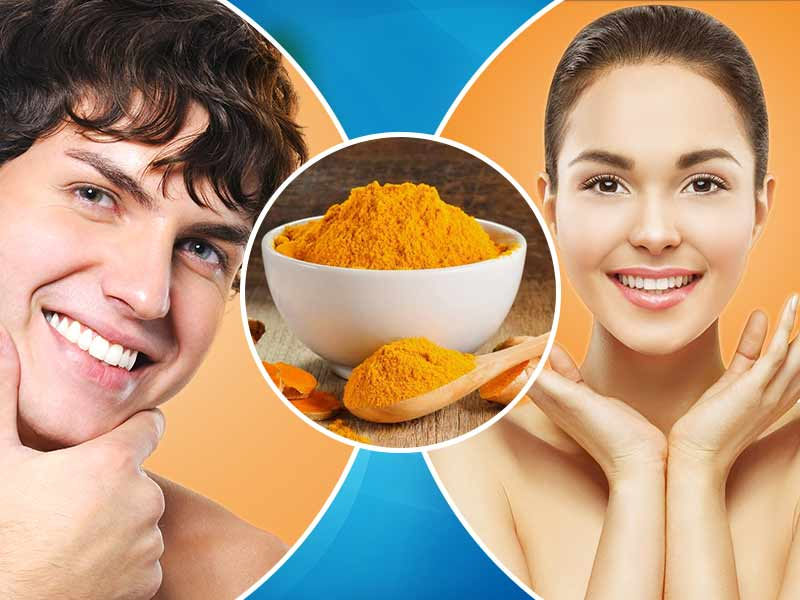 How To Make Turmeric Face Masks For Oily Skin