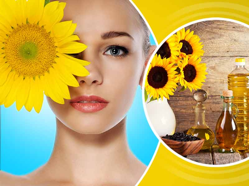 How Sunflower Oil Can Be Helpful For Your Skin