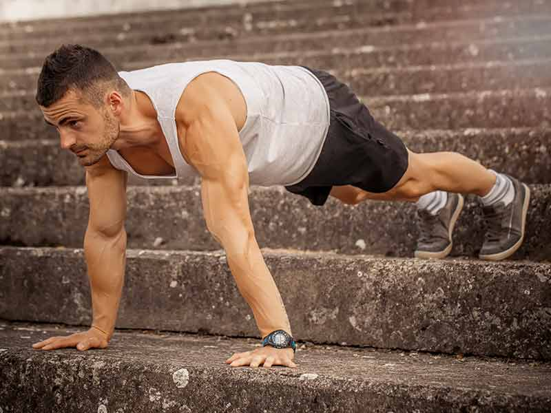 how to burn belly fat upto five inches by doing stairs exercises