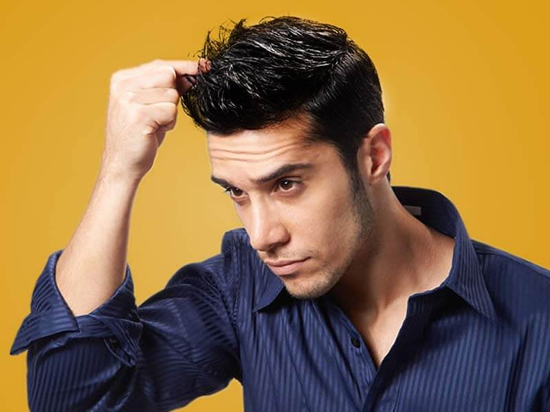 What Are The Worst Mistakes Men Make With Hair Gel