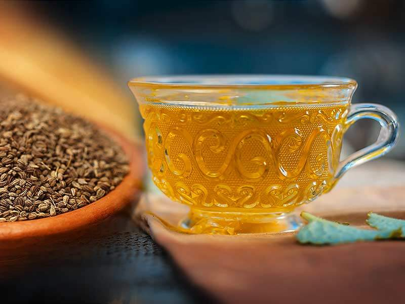 what are the health benefits of ajwain water