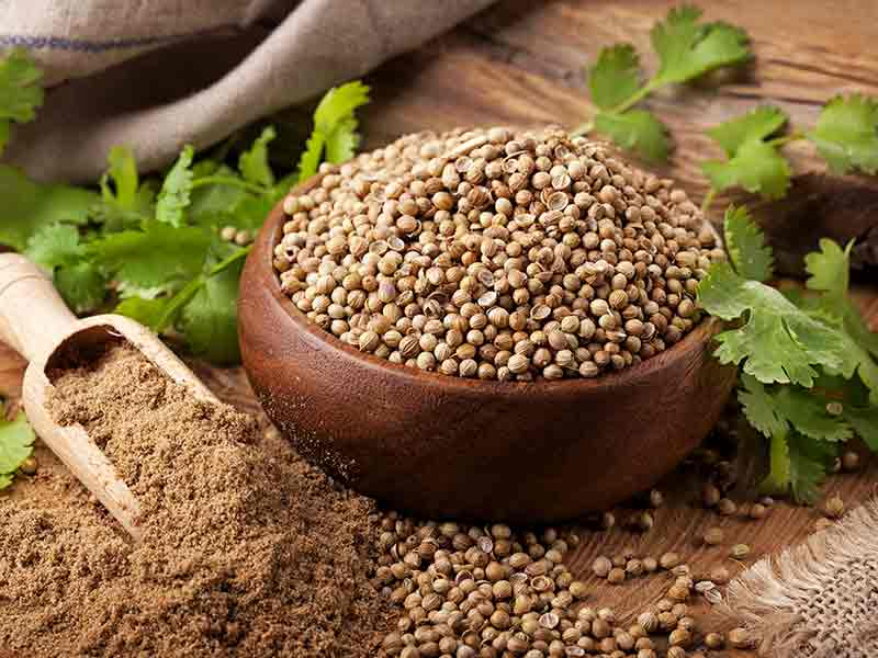 What Are The Health Benefits Of Coriander Seeds