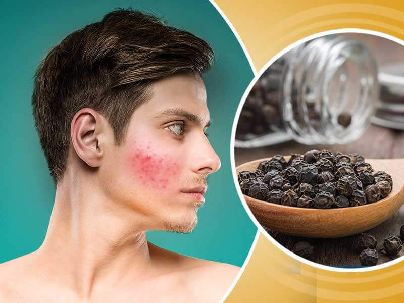 How Black Pepper Can Provide You A Healthy Skin