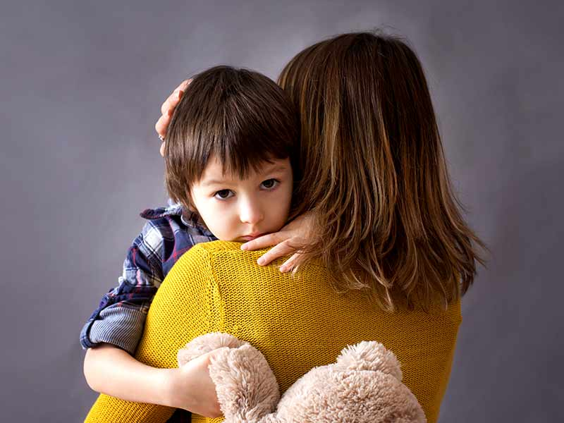 tips to reduce your child's anxiety