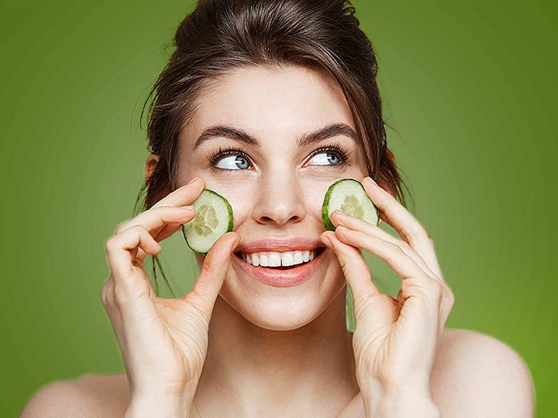 How to use cucumber for various beauty treatments