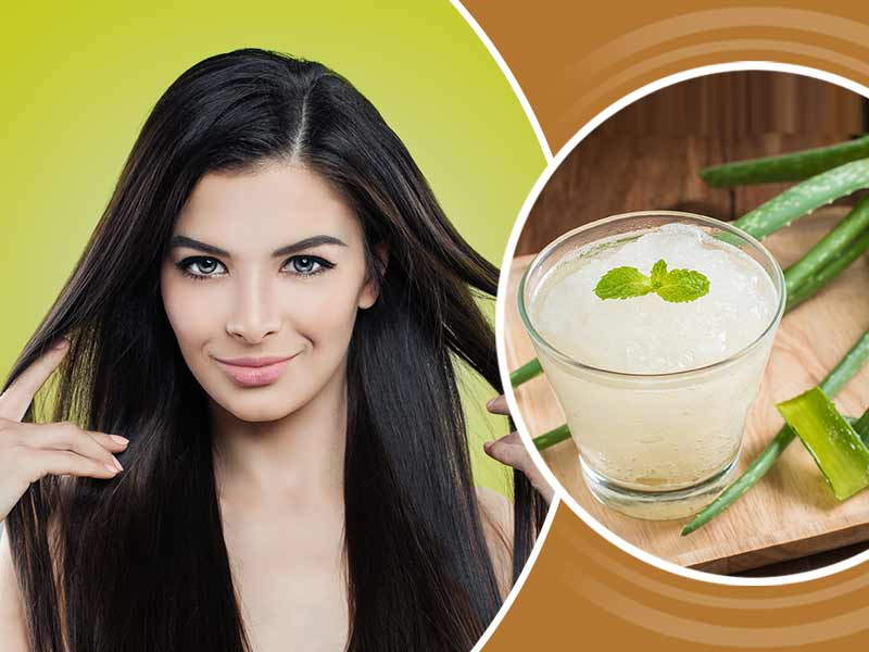 healthy juices for hair growth