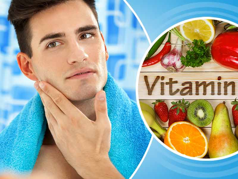 What are the essential vitamins for glowing skin