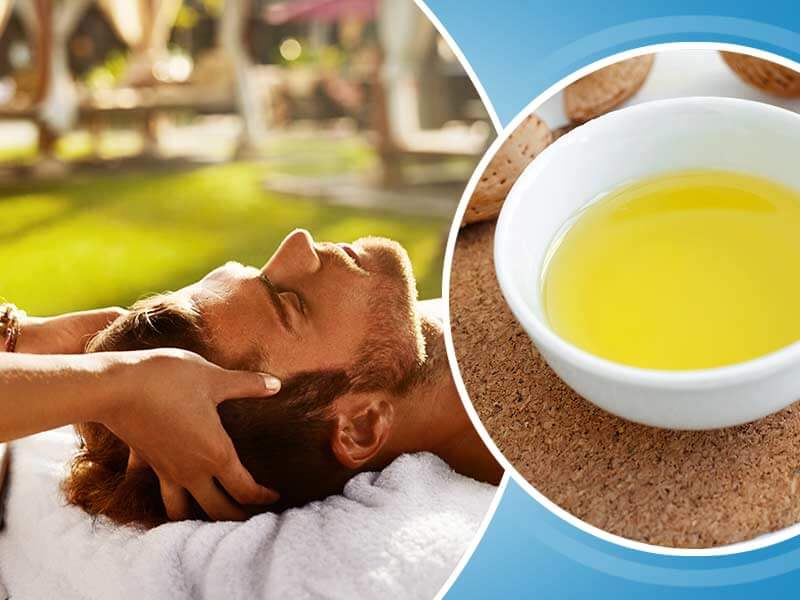 How hot oil massage is extremely beneficial for hair