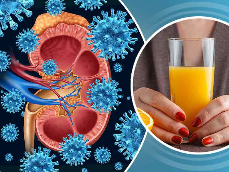 The best drinks to detox the kidney in a healthy manner