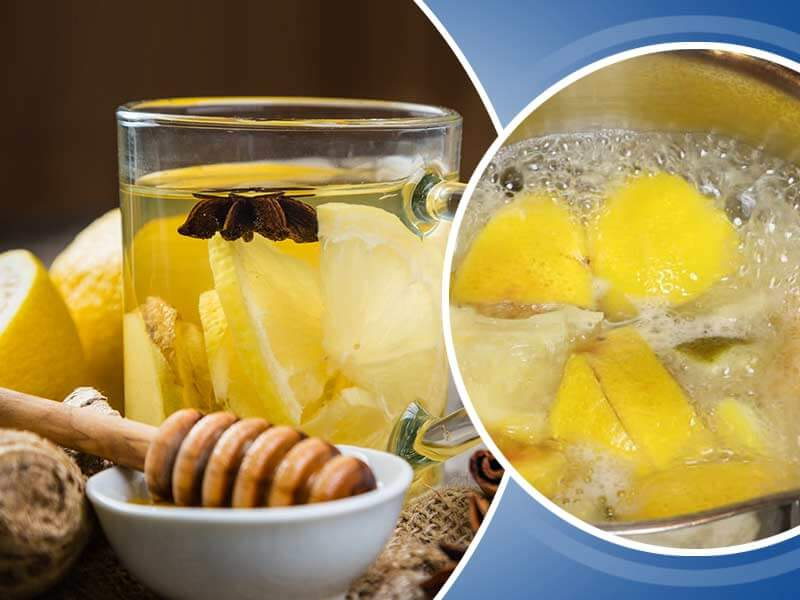 What Are The Shocking Benefits of Drinking Lemon Boiled Water