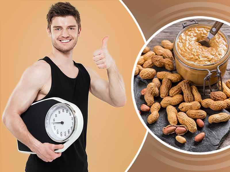 how peanuts are beneficial for weight loss