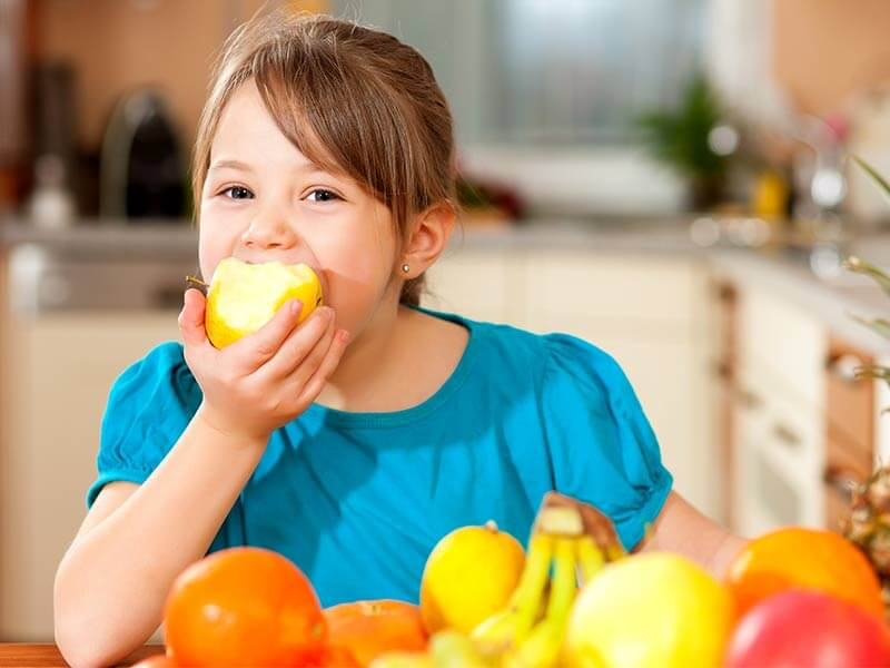 Superfoods for Growing Children