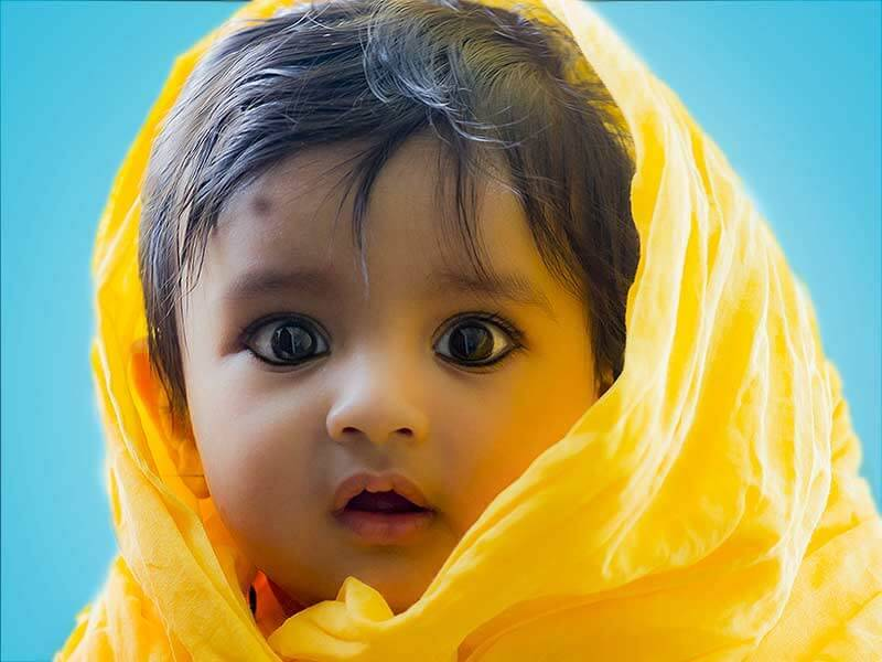 Is Applying Kajal To Your Baby's Eyes Safe