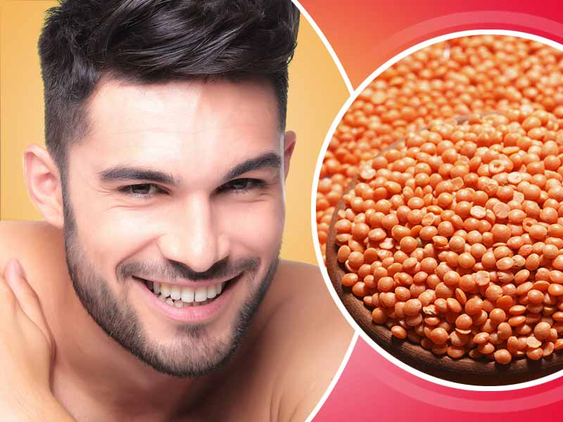 Masoor Dal Face Packs for beautiful skin asr