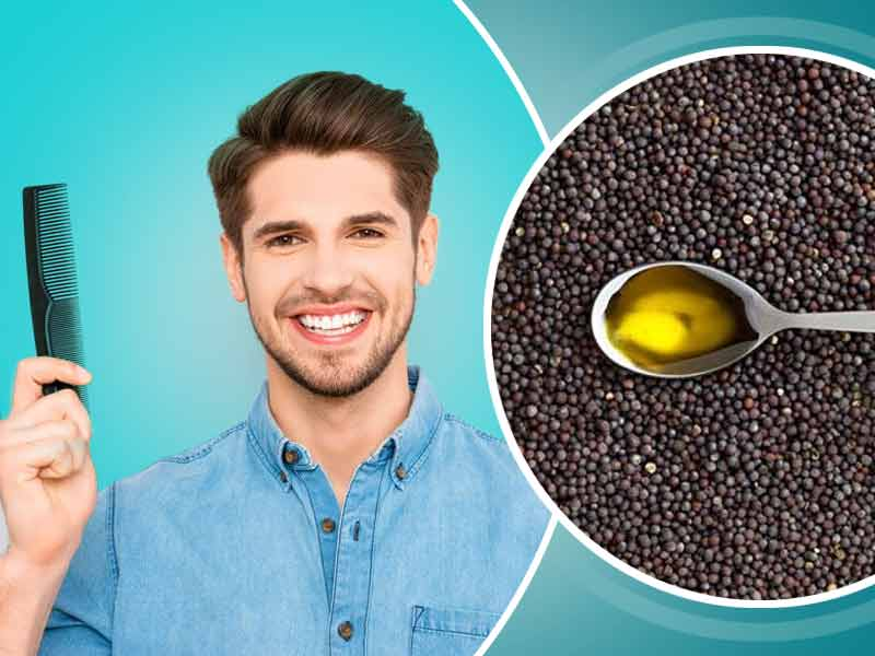 Amazing Benefits Of Mustard Oil For Hair