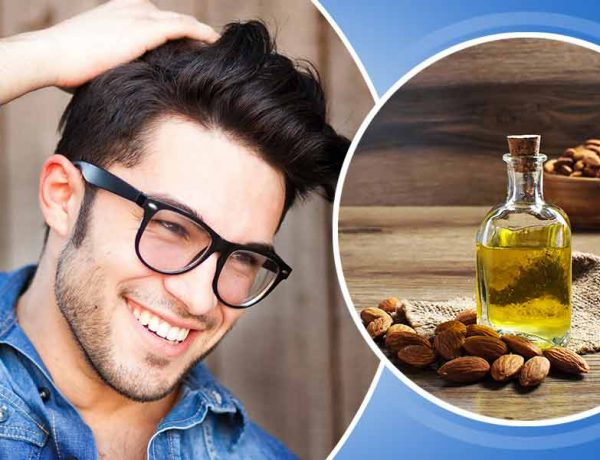 why almond oil is beneficial for healthy hair