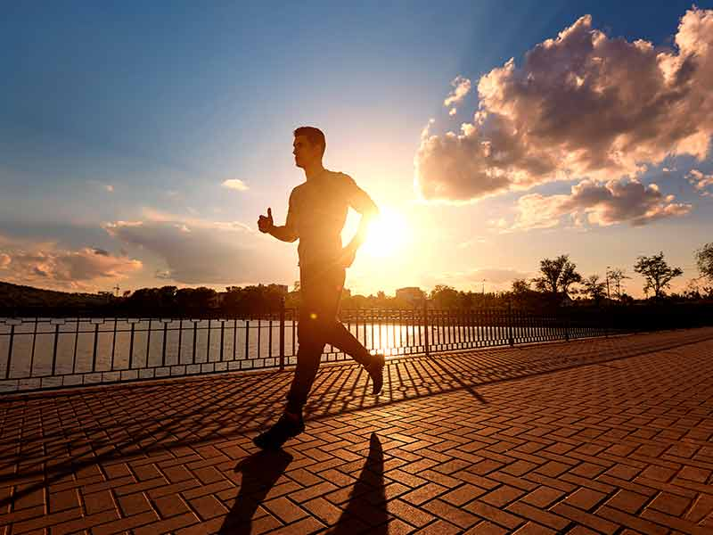 Health Benefits of Evening Walk