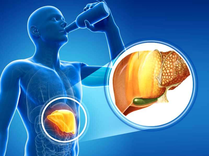 Effective home remedies to reduce the fatty liver acid from the body