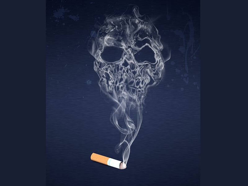 What are the common myths related to smoking