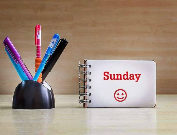 things to do on sunday to make your entire week happy