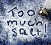 What to do if you have consumed too much salt